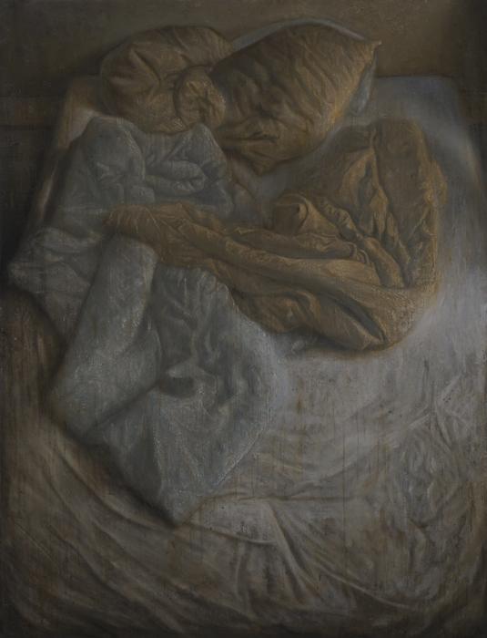 Öl auf Leinwand, 130 cm x 170 cm, 2018