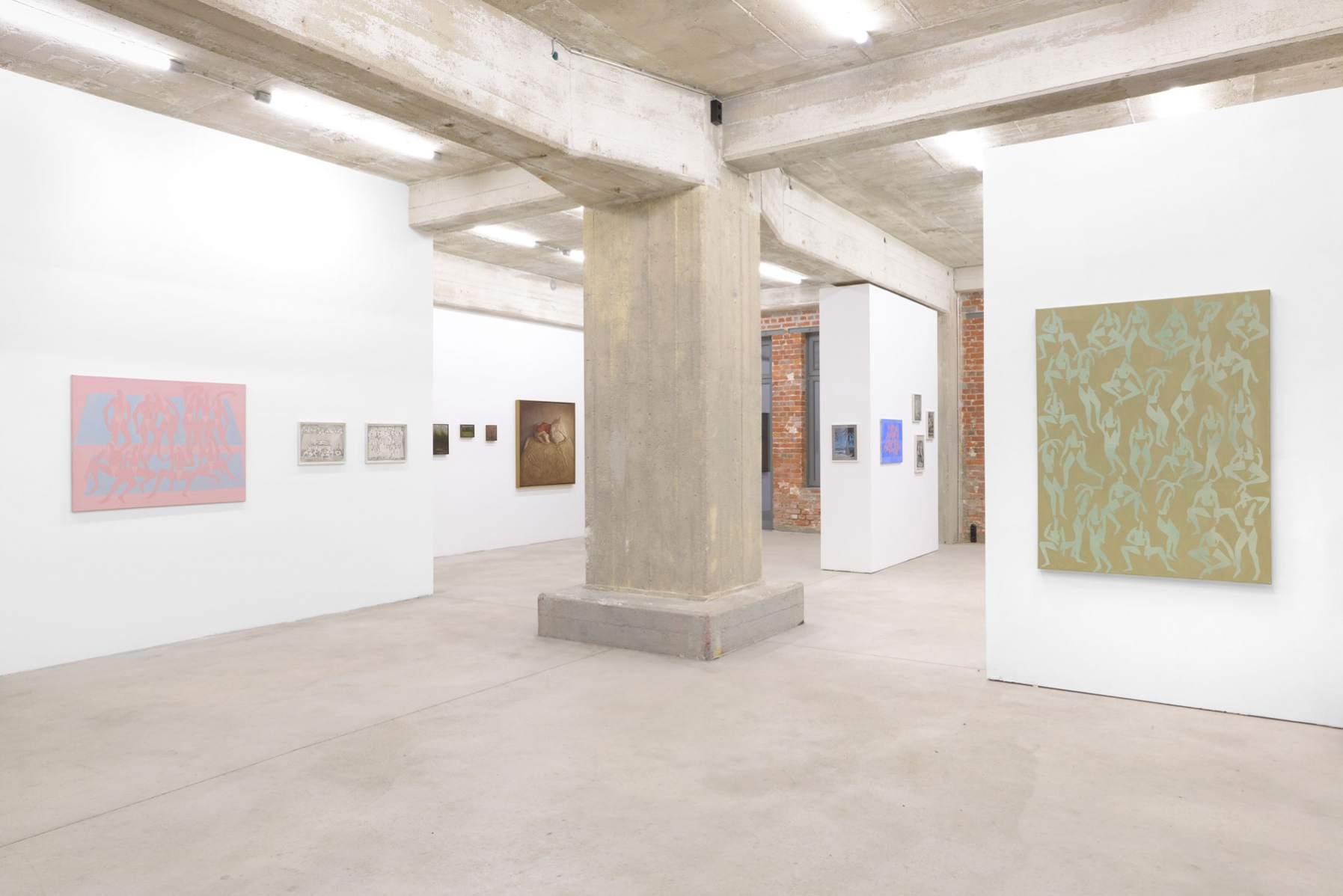 Galerie Kleindienst - Junge Kunst 2